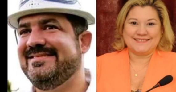 Salgueiro: Vereadores Bruno Marreca e Eliane Alves seguem internados em tratamento contra à Covid-19