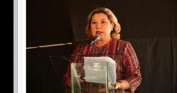 Familiares informam que vereadora Eliane Alves está entubada e sedada na UTI