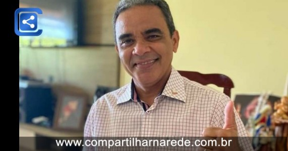 O VEREADOR ERIVALDO PEREIRA, COMUNICA QUE ESTAR COM CORONAVIRUS
