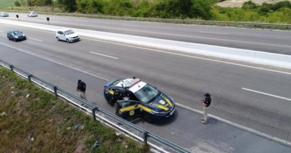 Operação Tamoio em Pernambuco finaliza com 28 veículos recuperados e 34 pessoas detidas