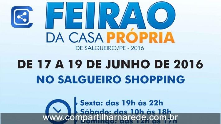 Feirão da Caixa em Salgueiro, PE - Correspondente Imobiliário Caixa Neide Barros