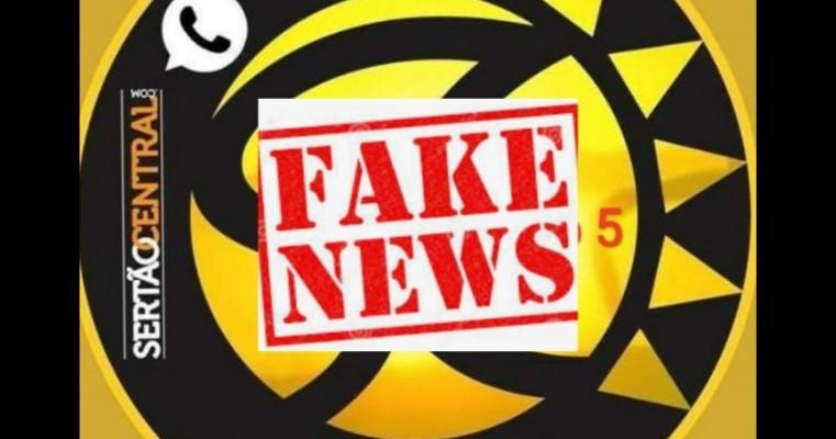 Representante da empresa que presta serviços público ao governo tem Blog vinculado a notícias falsas (Fake News), em Salgueiro