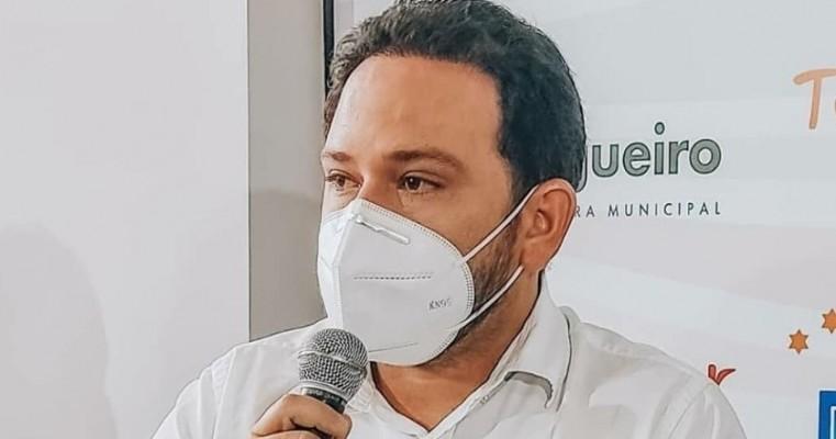 Salgueiro: secretário de saúde George Arrais confirma início da vacinação contra a covid-19 na quarta-feira