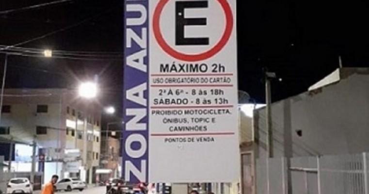 Em Salgueiro, moradores reclamam da desorganização da Zona Azul