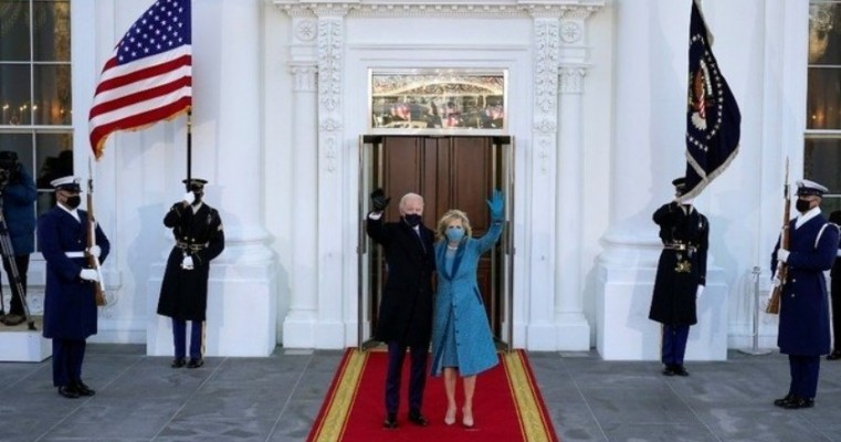 Veja as primeiras mudanças na Casa Branca de Joe Biden