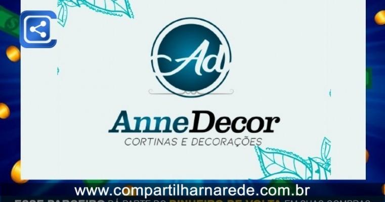 A cada serviço realizado pela empresa ANNE DECOR, você ganhará um  crédito de fidelidade