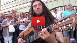 Uma canção Emocionante, ele domina essa Guitarrista de um jeito Fantástico