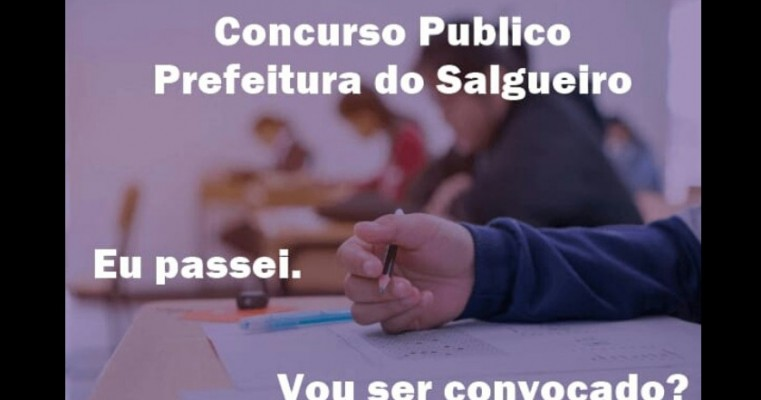 Professores aprovados no Concurso Público da Prefeitura de Salgueiro cobra convocação urgente