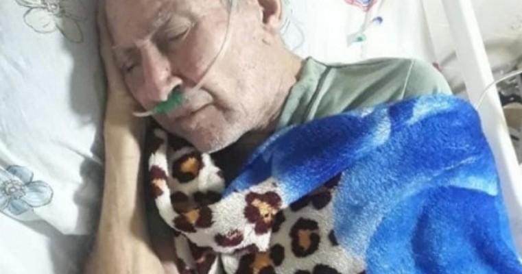 Padre da Diocese de Salgueiro é internado em hospital de Araripina com Covid-19