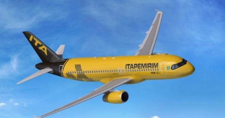 Chega ao Brasil 1ª avião da Itapemirim, nova companhia aérea