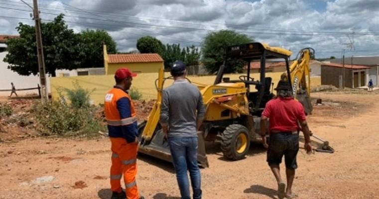 Operação Carga Total elimina lixões e entulhos no município de Mirandiba