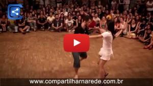 Um dos MAIORES Festival de Forró do MUNDO, E vejam o que esses dois fazem. Os Brasileiros São....