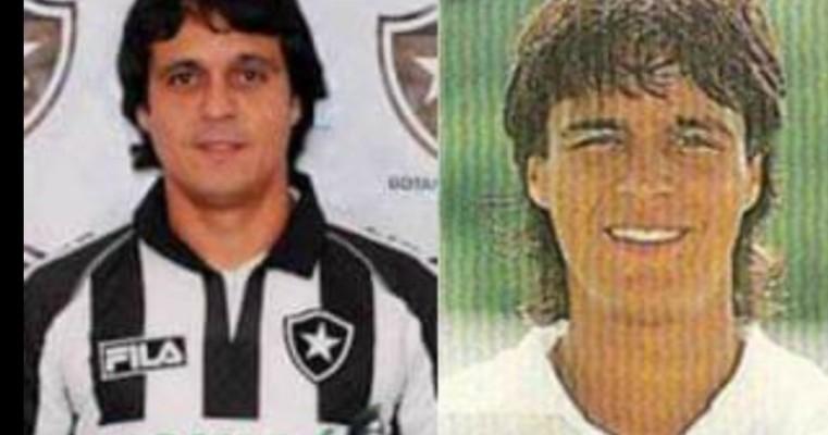 BOTAFOGO, Nasce na cidade de Santos (SP), Sérgio Manoel Júnior (Sérgio Manoel