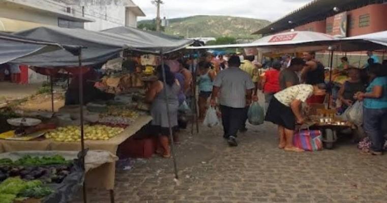 Prefeitura de Salgueiro antecipa feira livre para sexta-feira (05), devido decreto Estadual