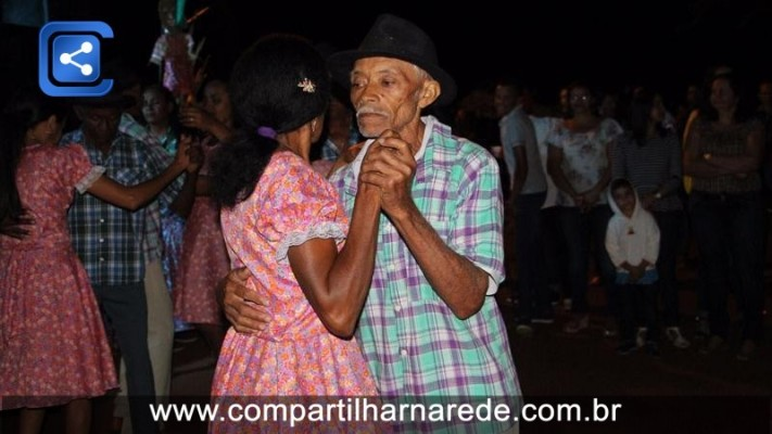 Prefeitura realiza São João no Sítio Santana