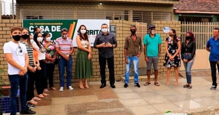 Serrita inaugura casa de apoio do TFD em Recife