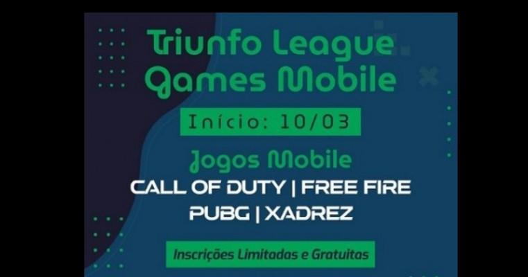 Gerência de Esportes de Triunfo organiza evento de jogos de celular