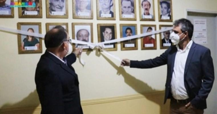 Governo de Mirandiba inaugura galeria de ex-prefeitos em alusão ao aniversário de 59 anos de emancipação do município