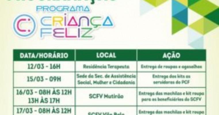 Serra Talhada distribui kits para pacientes da Residência Terapêutica e beneficiários do SCFV