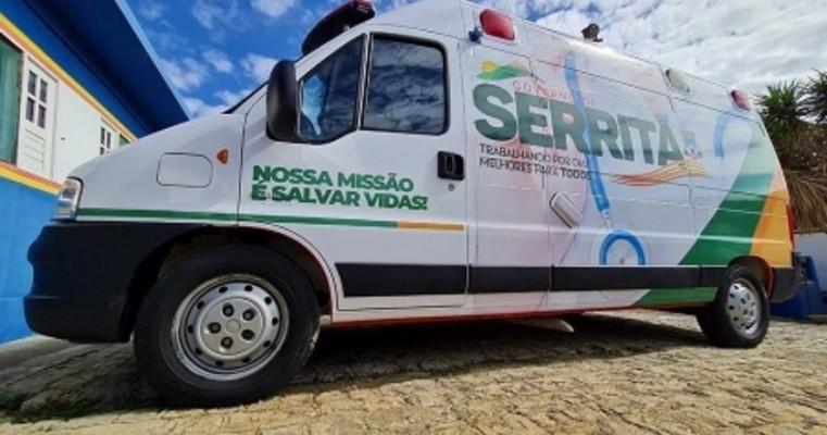 Prefeitura de Serrita recupera ambulância e coloca à disposição dos serviços de saúde
