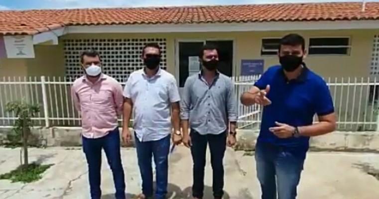 Salgueiro: Vereadores da Oposição Receberam uma Denuncia Sobre Falta de Medicamentos e Médico na Unidade