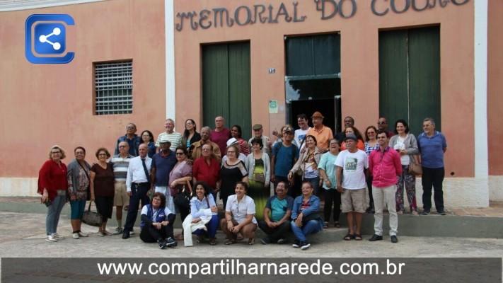 Memorial do Couro recebe visita de turistas