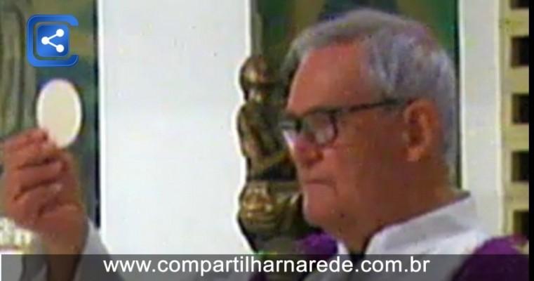 Padre Remi celebra 54 anos de Ordenação Sacerdotal