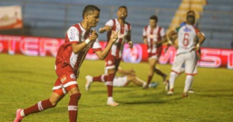 SALGUEIRO PERDE A PRIMEIRA NO CAMPEONATO PERNAMBUCANO