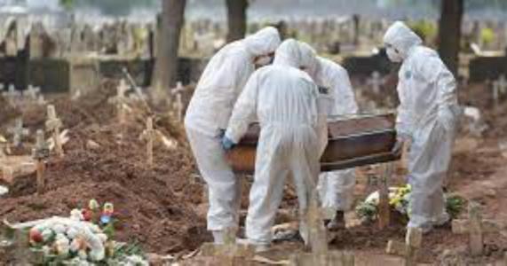 MUNICÍPIO DE SALGUEIRO REGISTRA A 89º MORTE POR COVID-19, A 6ª EM 7 DIAS