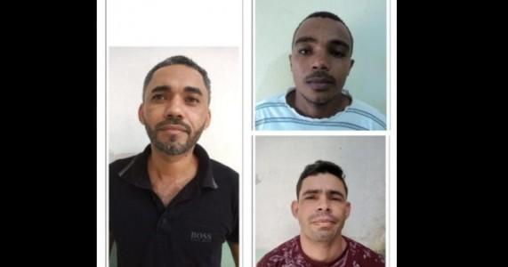 Três Presos fogem da Cadeia de Santa Maria da Boa Vista/PE