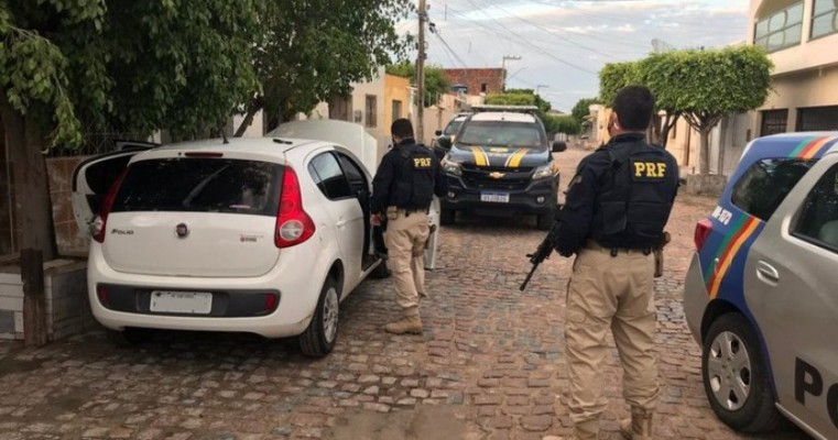 Polícia deflagra operação em três estados PE, PB, AL, para prender suspeitos de matar empresário no Piauí