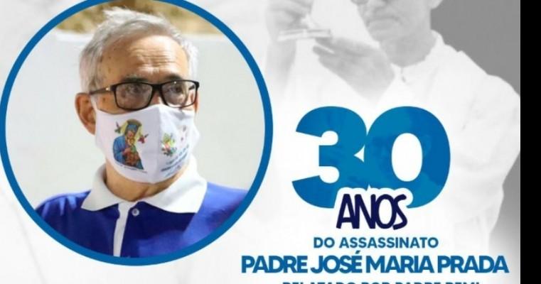 PADRE REMI DE VETTOR, FALA DOS 30 ANOS DA MORTE ZDO PADRE JOSÉ MARIA