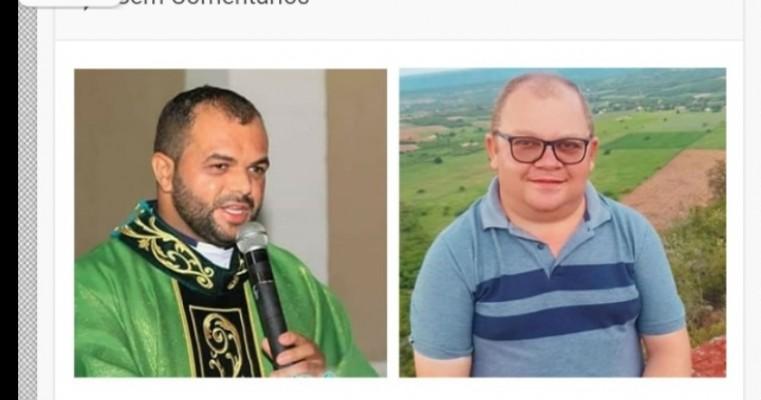 Padres José Barros e Edilson evoluem de forma satisfatória em tratamentos contra a Covid-19