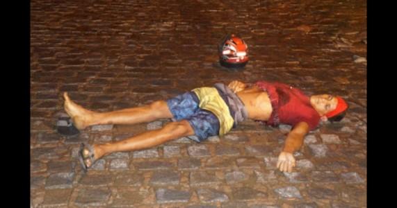 Marginal foi tentar roubar um policial em Caruaru e levou a pior ele acabou sendo morto