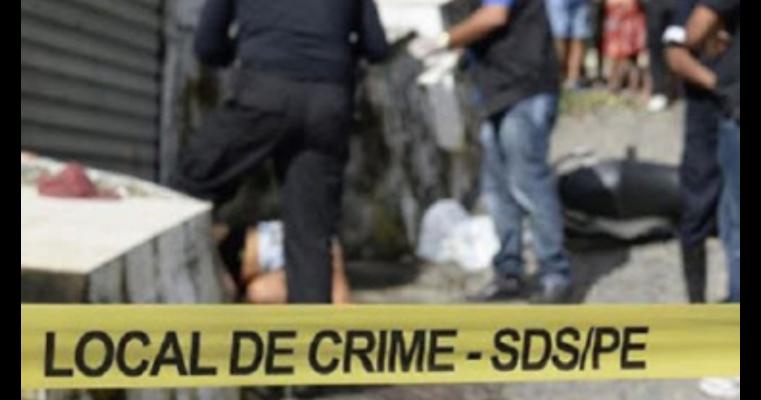 PERNAMBUCO REGISTRA REDUÇÃO NOS CRIMES VIOLENTOS NO PRIMEIRO QUADRIMESTRE DE 2021