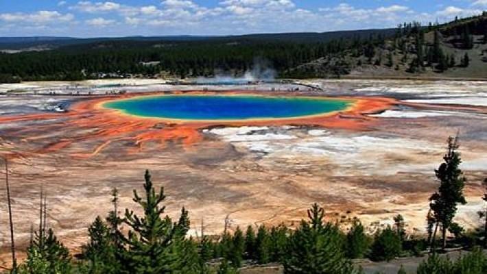 Um dos lugares mais incríveis e surreais que existem no planeta Terra.