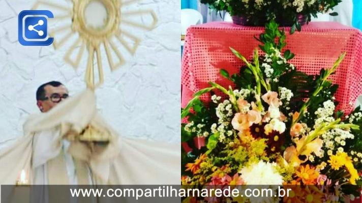 Encerramento da novena em a honra a Nossa Senhora das Vitórias