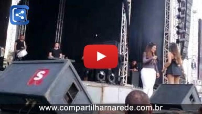 Se liga: Bastidores gravação DVD Simone e Simaria em Manaus