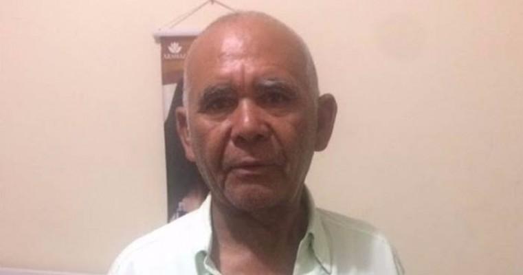 Encontrado idoso que tinha desaparecido no Loteamento Recife