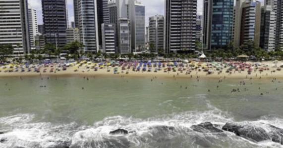 Avanço do mar ameaça o Recife, uma das cidades mais suscetíveis à crise climática no planeta