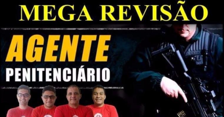SALGUEIRO-PE: Curso Sapiento promoverá mega revisão para o concurso de Agente Penitenciário do Ceará.