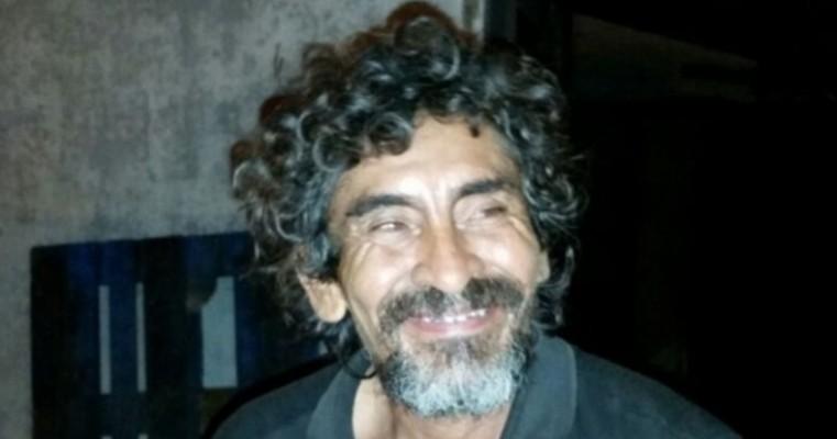 UTILIDADE PÚBLICA: MORADOR DE RUA NO MARANHÃO BUSCA FAMILIARES EM JUAZEIRO.