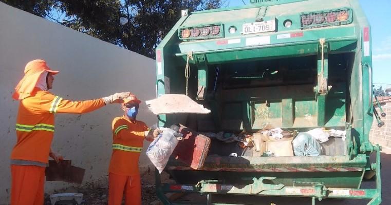 Vale Norte divulga horário de coleta de lixo em Salgueiro/PE