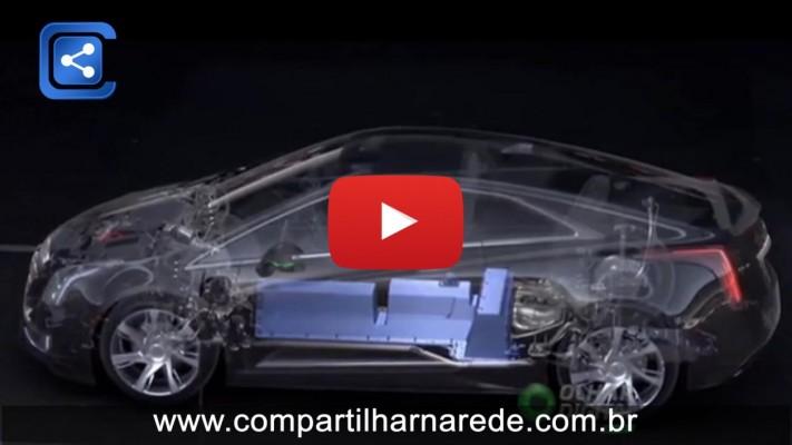 Confira as diferenças entre motor elétrico e motor a combustão