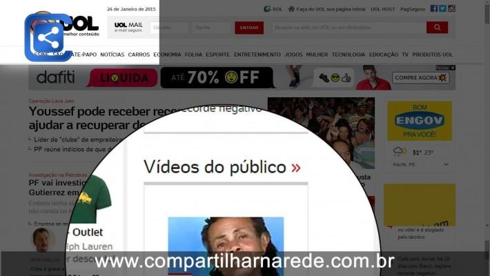 Z-Maguinho do Piauí - Em DESTAQUE na UOL