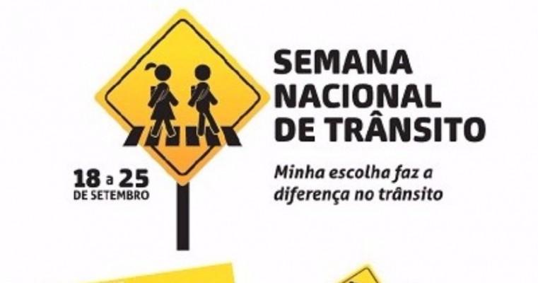 Semana Nacional de Trânsito inicia em Pernambuco