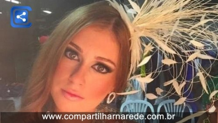 "Marina Ruy Barbosa mostra look de Carnaval para gravações de ""Império"""