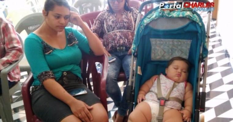 Artur 8 meses sofre de Síndrome Padrer-Willi e precisa de tratamento urgente em Recife!