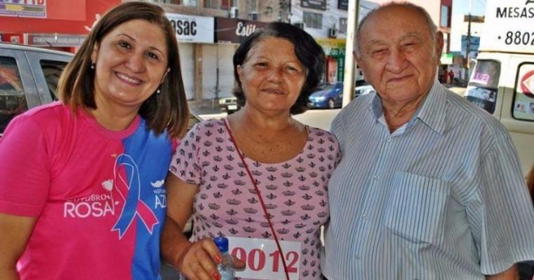 """Vereadora Paizinha Patriota divulga nota de agradecimento ao dia do """"Atitude Exige Coragem""""."""