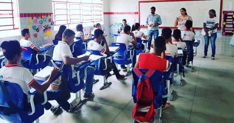 Projeto ID JOVEM que prioriza os direitos dos jovens é realizado em Salgueiro-PE.